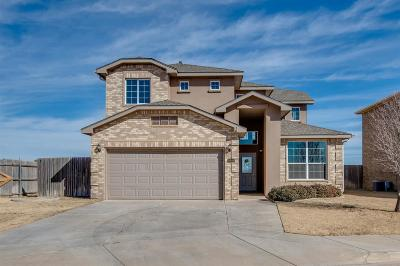 Lubbock Single Family Home For Sale: 8806 9th Street