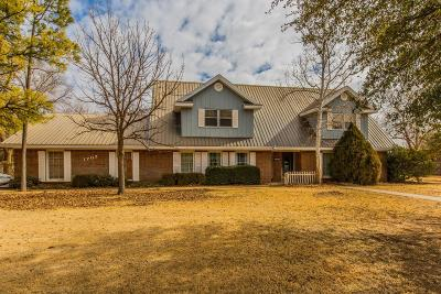 Lubbock Single Family Home For Sale: 1707 Pontiac Avenue