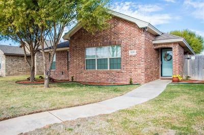 Lubbock Garden Home Under Contract: 5830 104th Street