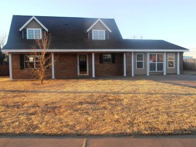 Single Family Home For Sale: 302 Butch Street