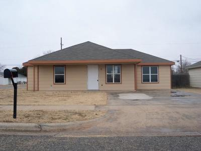 Lubbock County Single Family Home For Sale: 1501 E Queens Street