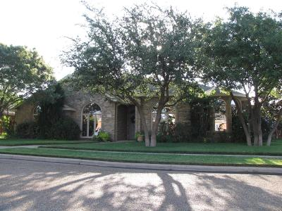 Lubbock Single Family Home For Sale: 10805 Richmond Avenue