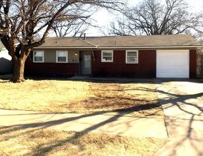 Single Family Home Under Contract: 1625 68th Street
