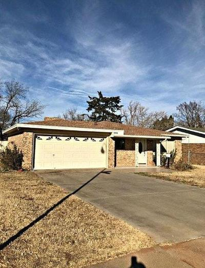 Lubbock Single Family Home For Sale: 4520 48th Street