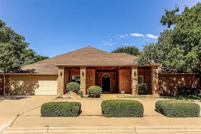 Lubbock Single Family Home For Sale: 21 Brentwood Circle