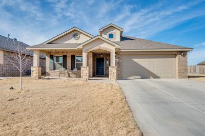 Lubbock Single Family Home For Sale: 3710 Quitman Avenue