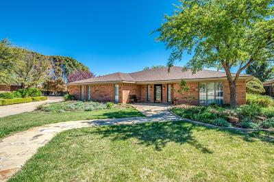 Lubbock Single Family Home For Sale: 10 Brentwood Circle