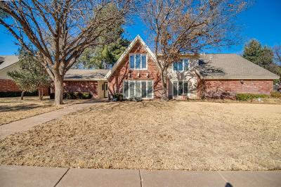 Lubbock Single Family Home For Sale: 4618 8th Street