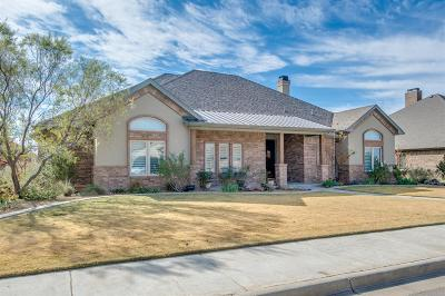 Lubbock Single Family Home For Sale: 6303 75th Place