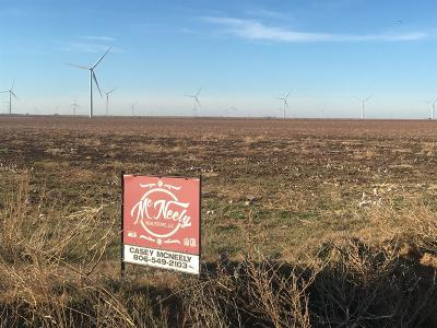 Cochran County, Crosby County, Dickens County, Garza County, Hale County, Hockley County, Lamb County, Lubbock County, Lynn County, Terry County Farm & Ranch For Sale: Farm Road 37