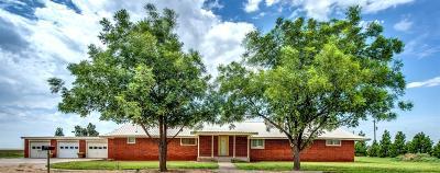 Tahoka Single Family Home Under Contract: 1511 Farm Road 1317