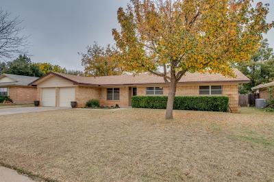 Single Family Home For Sale: 5510 28th Street