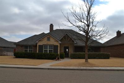 Lubbock Single Family Home For Sale: 5811 112th Street