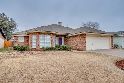 Lubbock Single Family Home For Sale: 4608 62nd Street