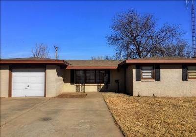 Lubbock Single Family Home For Sale: 4818 46th Street