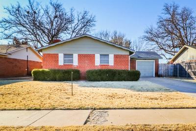 Lubbock Single Family Home For Sale: 5415 42nd Street