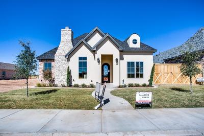 Lubbock Single Family Home For Sale: 5308 112th Street