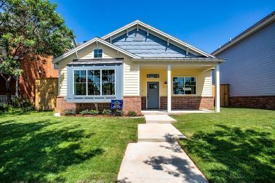 Lubbock Single Family Home For Sale: 2120 Glenna Goodacre Boulevard
