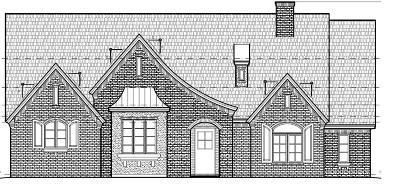 Single Family Home For Sale: 1309 Buckingham Avenue