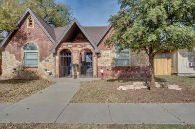 Townhouse For Sale: 2314 14th Street