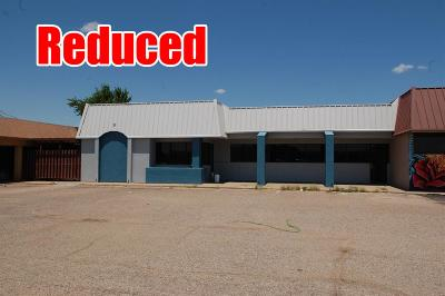 Lubbock Commercial For Sale: 3626 50th Street