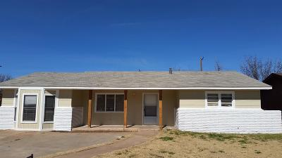 Lubbock Single Family Home For Sale: 3716 38th Street