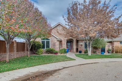 Lubbock Garden Home For Sale: 4423 110th Street