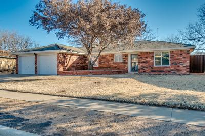 Single Family Home For Sale: 5404 78th Street