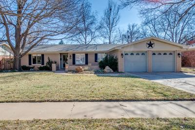 Lubbock Single Family Home For Sale: 3027 67th Street