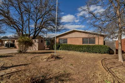 Lubbock Single Family Home For Sale: 5308 31st Street