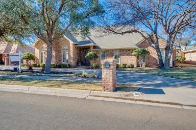 Lubbock Single Family Home For Sale: 312 York Avenue