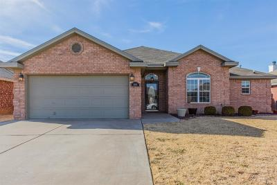 Lubbock TX Single Family Home For Sale: $189,000