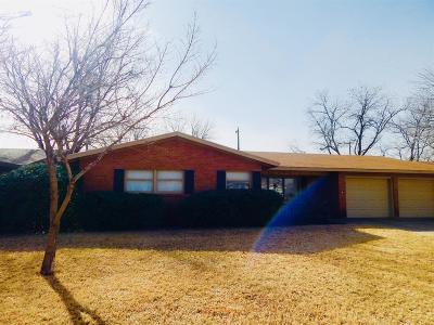 Single Family Home Under Contract: 5225 16th Street