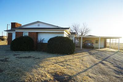 Lubbock Single Family Home For Sale: 10912 N Farm Road 1264