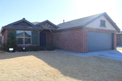 Single Family Home For Sale: 7905 Ave M