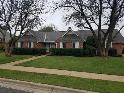 Lubbock Single Family Home Under Contract: 4907 92nd Street