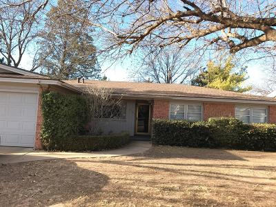 Single Family Home For Sale: 2120 64th Street