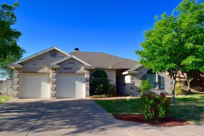 Lubbock TX Single Family Home For Sale: $190,500