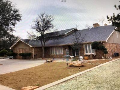 Single Family Home For Sale: 8614 Vicksburg Avenue