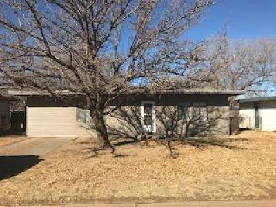 Single Family Home Under Contract: 3706 32nd Street