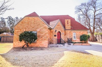 Single Family Home For Sale: 1915 28th Street
