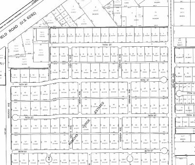 Lubbock County Residential Lots & Land Under Contract: 7404 74th Street