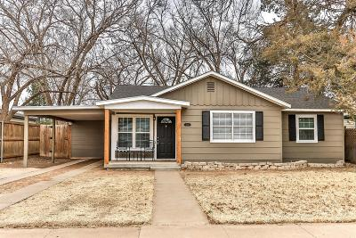 Single Family Home Under Contract: 3314 29th Street