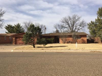 Brownfield Single Family Home For Sale: 1611 E Buckley Street