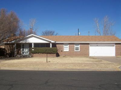 Single Family Home Under Contract: 4518 38th Street