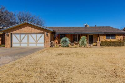 Single Family Home For Sale: 207 Cottonwood Lane