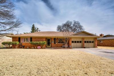 Single Family Home For Sale: 6415 Joliet Avenue