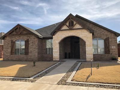 Single Family Home For Sale: 6219 94th Street