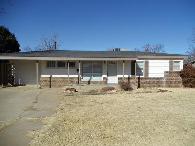 Single Family Home For Sale: 3608 39th Street