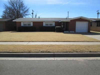 Single Family Home For Sale: 4907 49th Street